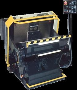 heidelberg cylinder die cutter manual